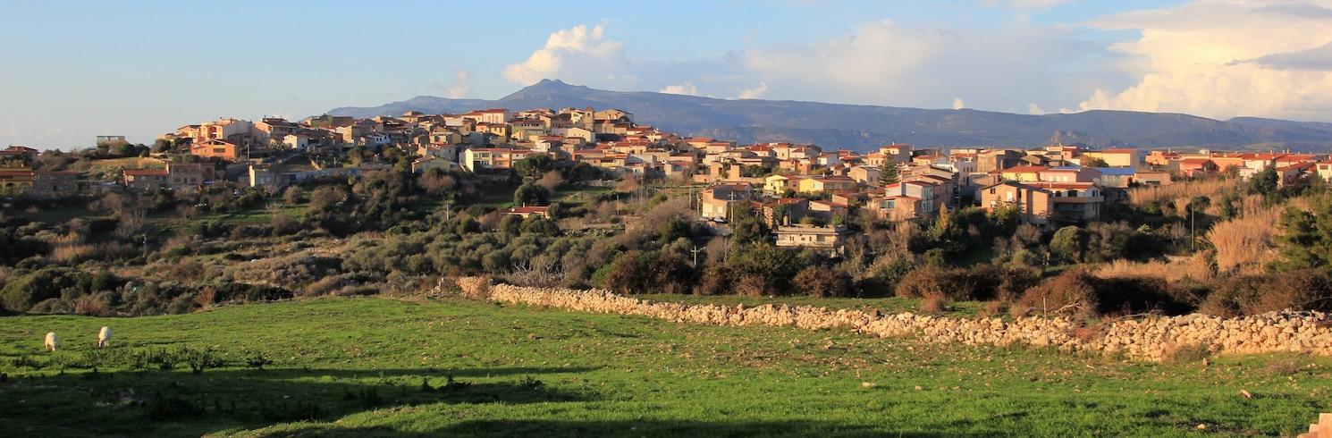 Magomadas, Włochy