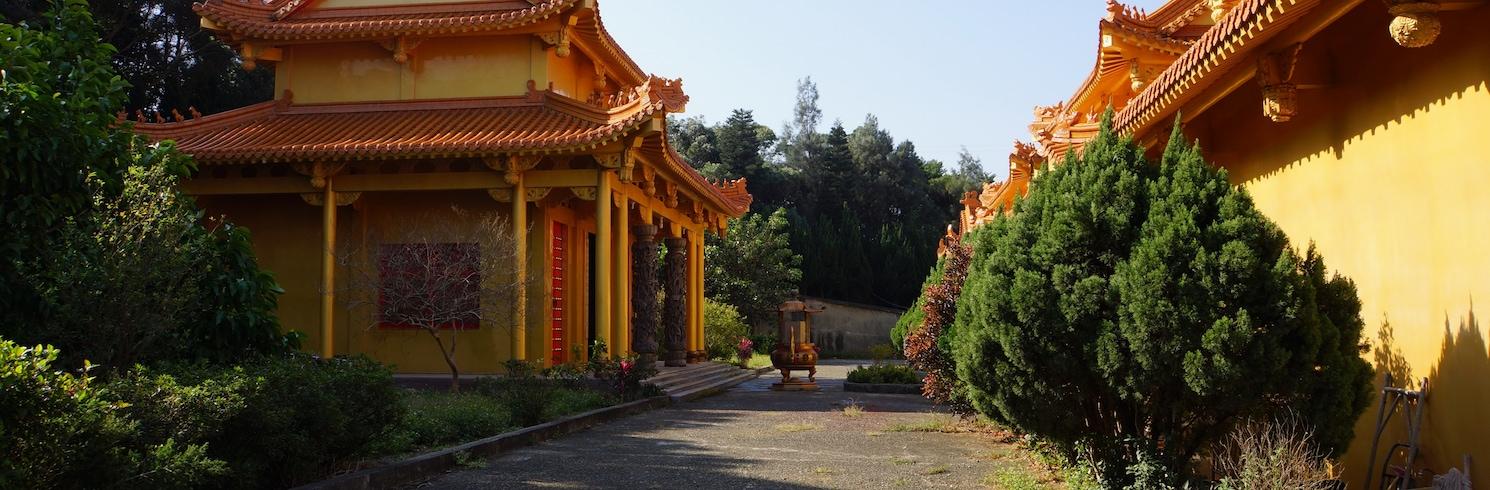 Houlongas, Taivanas