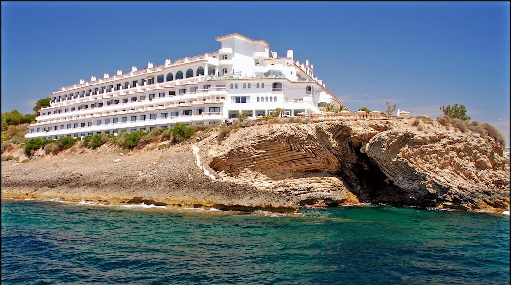"Photo ""Costa de la Calma"" by Дмитрий Мозжухин (CC BY) / Cropped from original"