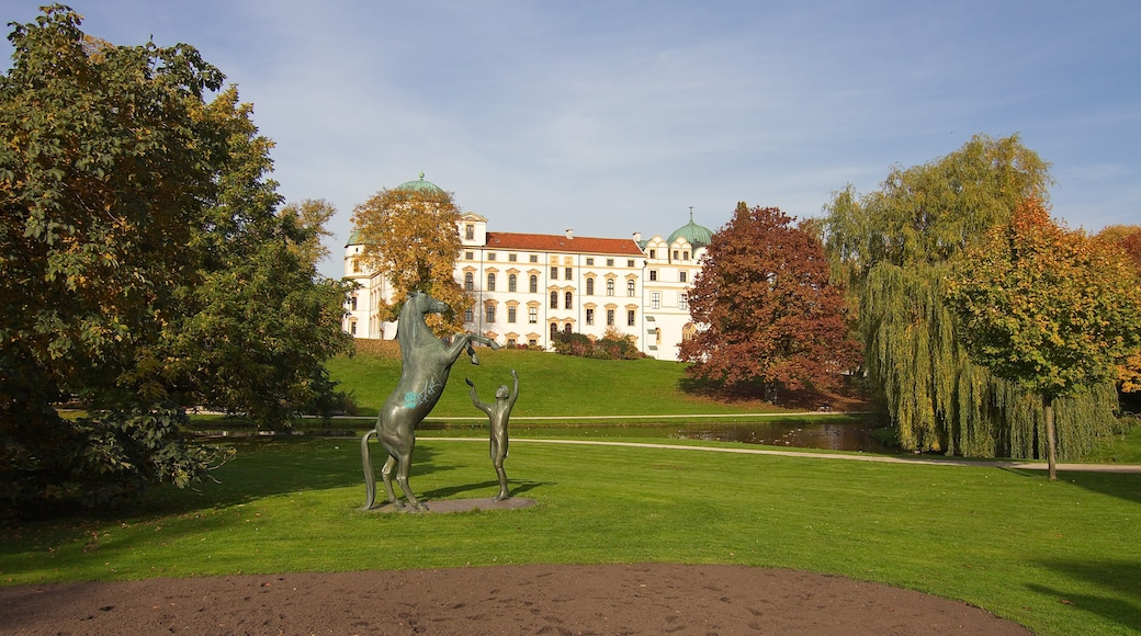 Foto 'Schloss Celle' van Losch (CC BY-SA) / bijgesneden versie van origineel