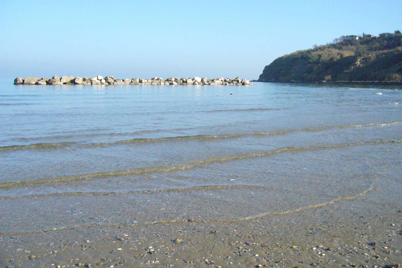 Riccio Beach, Ortona, Abruzzo, Italy