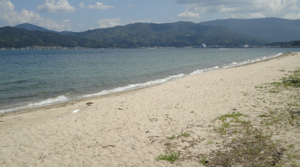 """Photo """"Amano Hashidate Beach"""" by kanesue (CC BY) / Cropped from original"""