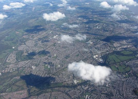 Cardiff, Velká Británie