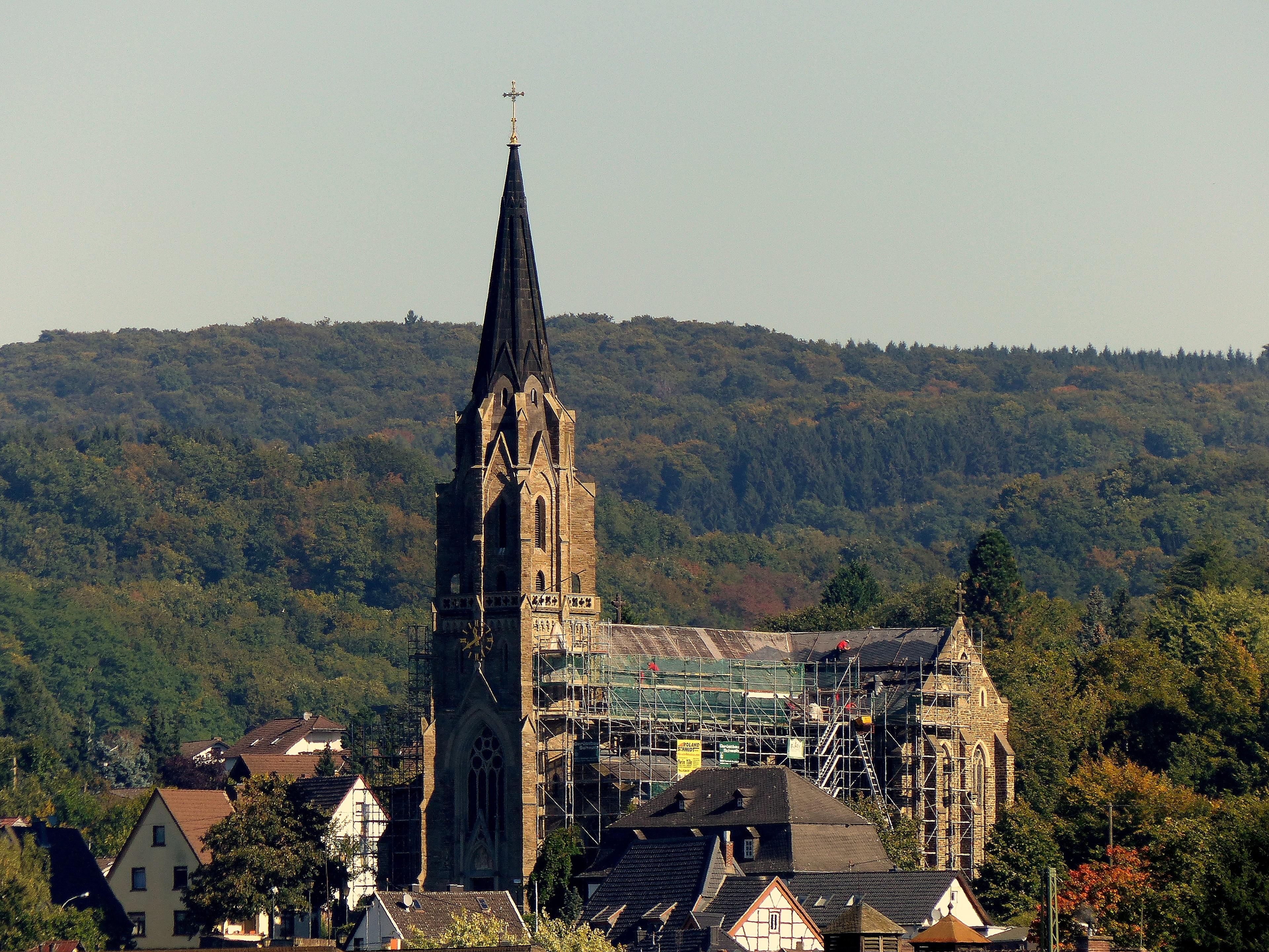 Bad Breisig, Rhineland-Palatinate, Germany