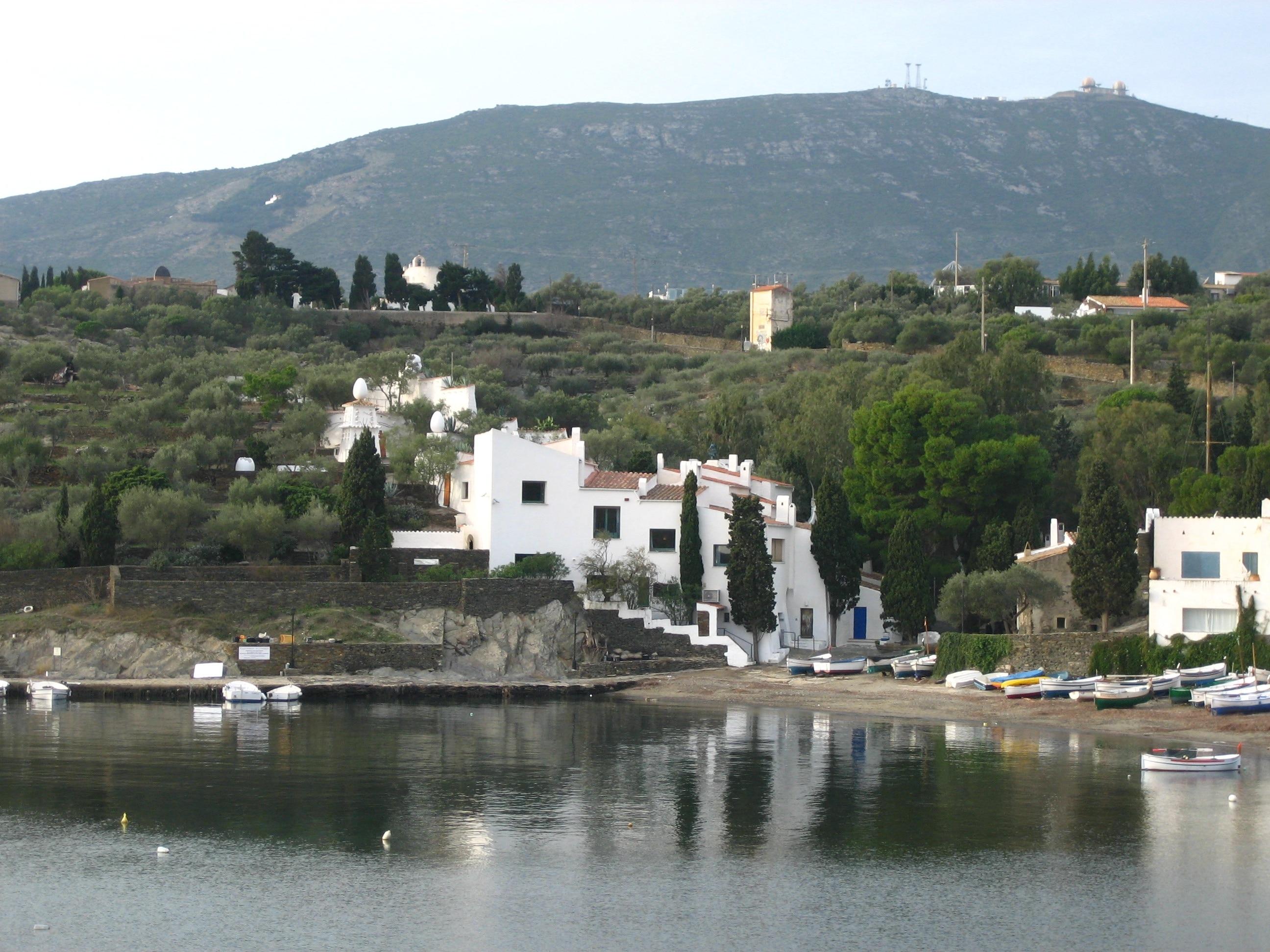 Salvador Dali House, Cadaques, Catalonia, Spain