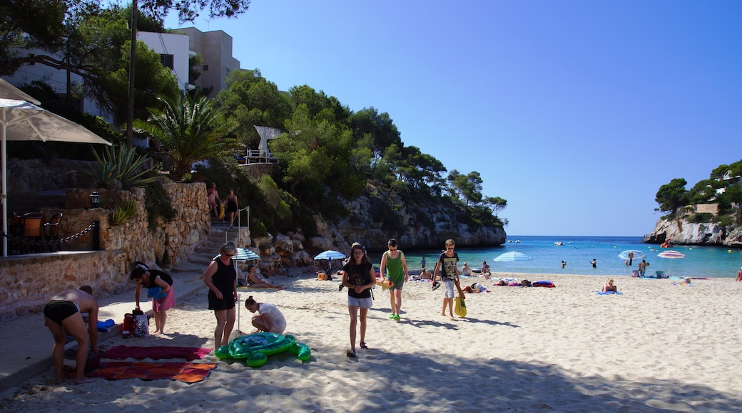 "Photo ""Cala Santany Beach"" by King Otto (CC BY-SA) / Cropped from original"