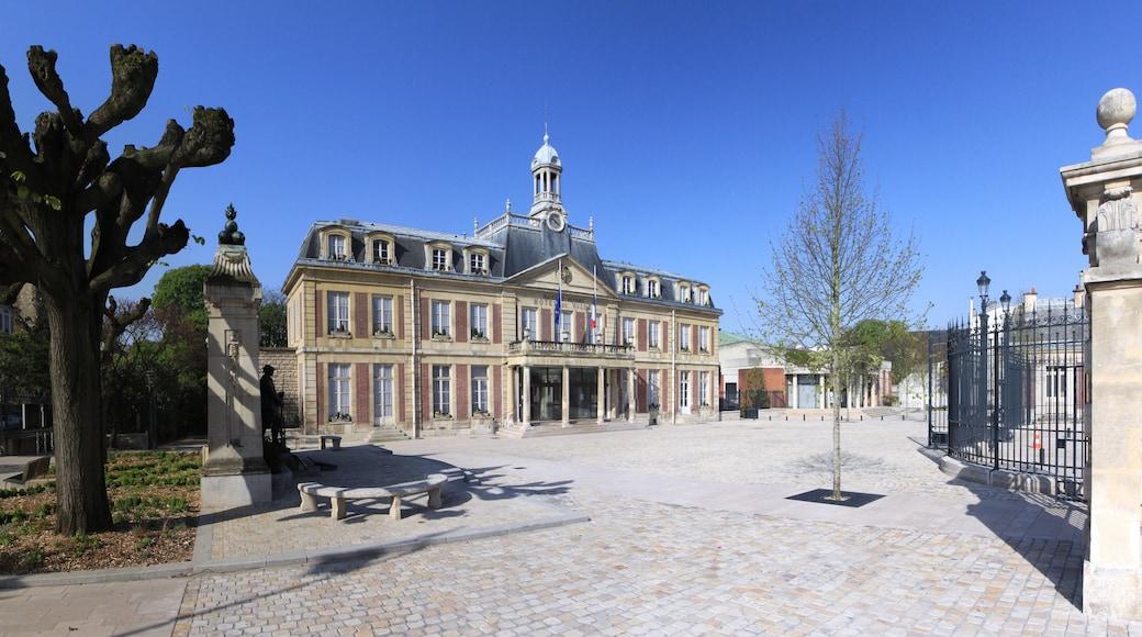 «Maisons-Alfort», photo de Thesupermat (CC BY-SA) / rognée de l'originale