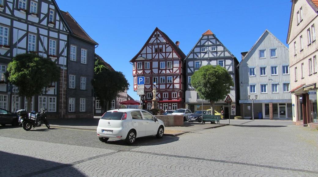 """Foto """"Schwalmstadt"""" von GeorgDerReisende (page does not exist) (CC BY-SA)/zugeschnittenes Original"""