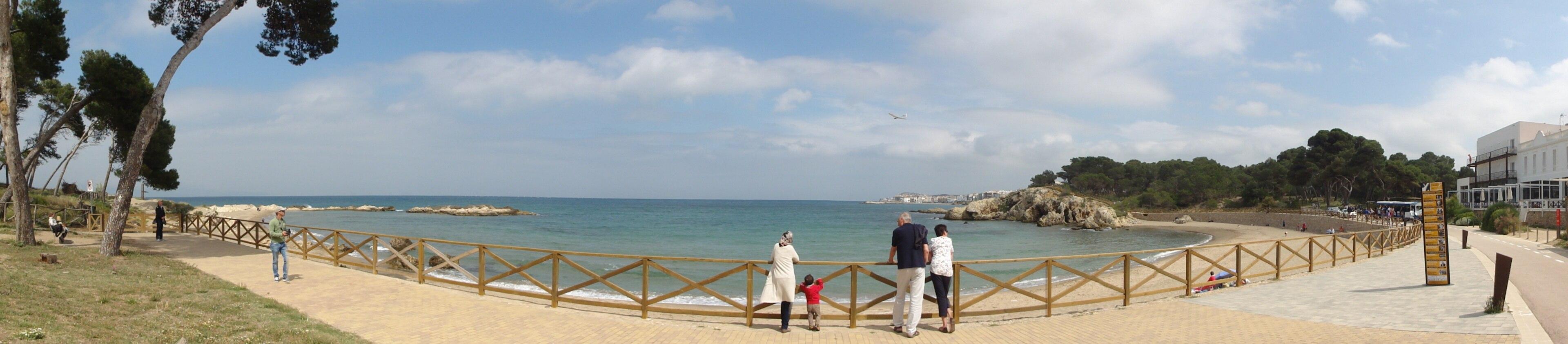 Portitxol Beach, L'Escala, Catalonia, Spain