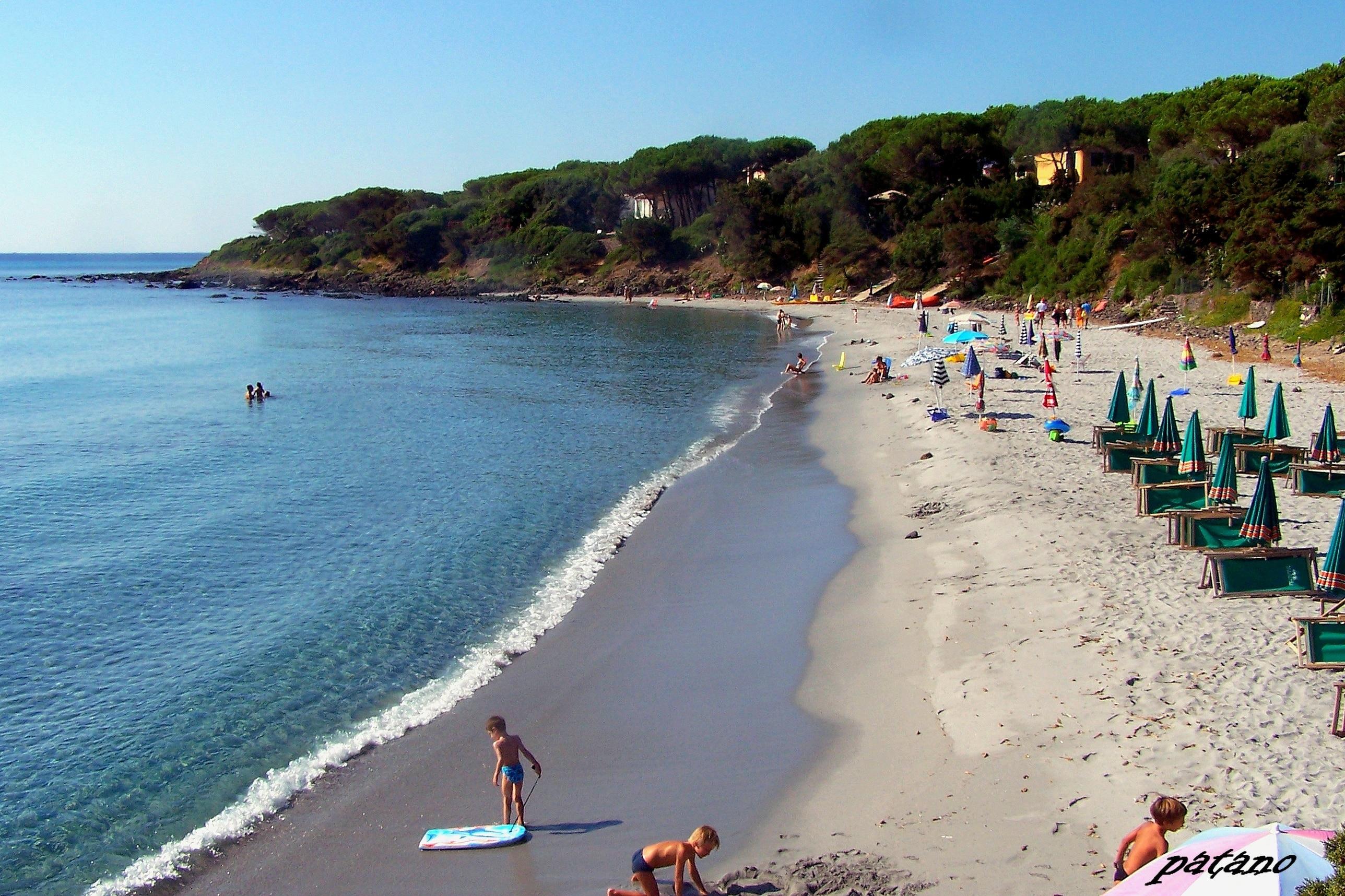 Sas Linnas Siccas, Orosei, Sardinia, Italy