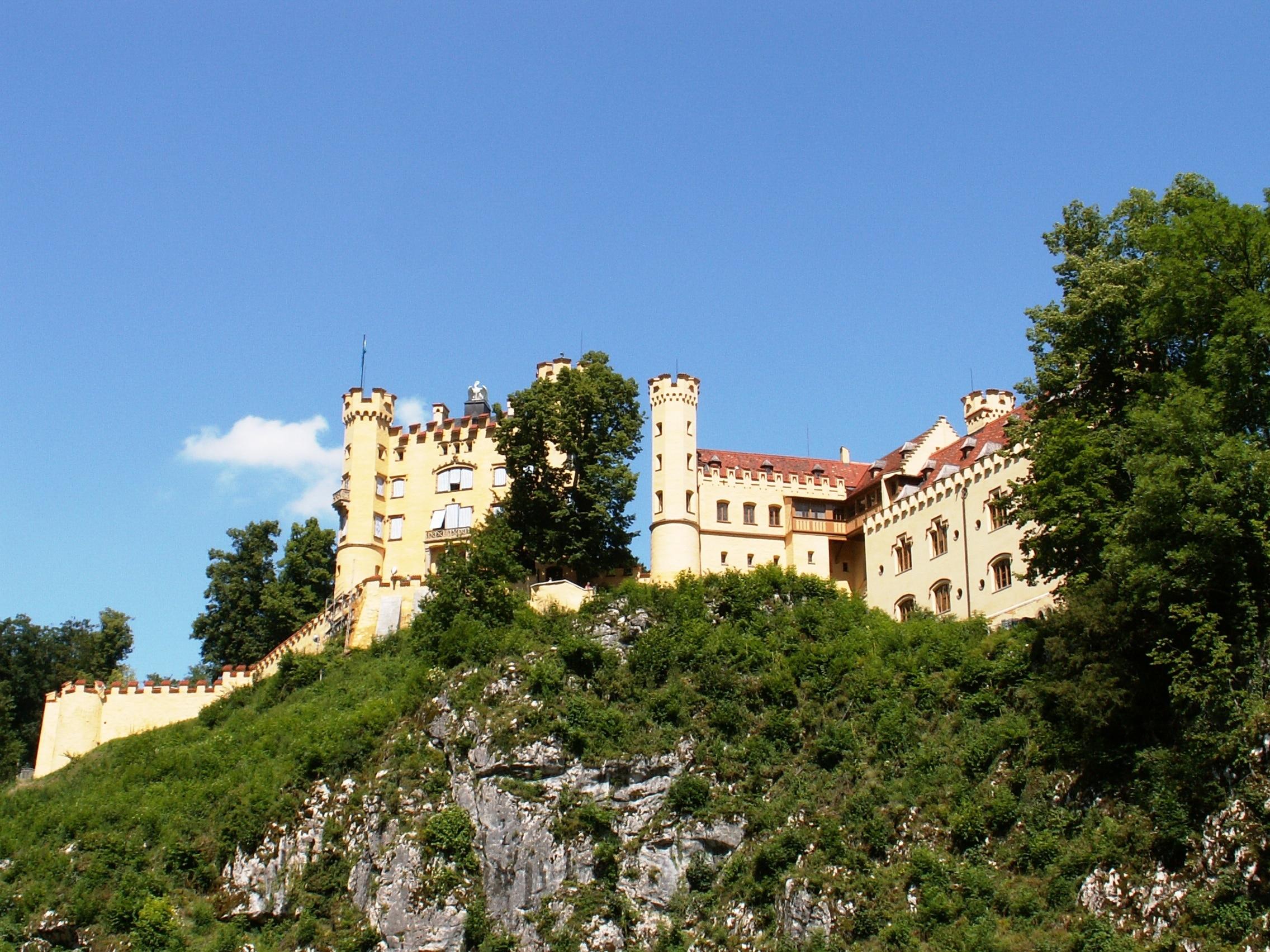 Fuessen, Bavaria, Germany