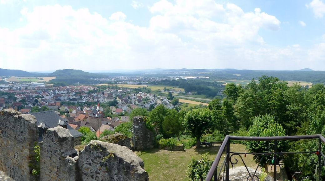"""Foto """"Staufenberg"""" von Muck50 (CC BY-SA)/zugeschnittenes Original"""