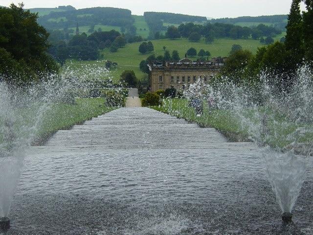 Chatsworth House, Bakewell, England, United Kingdom