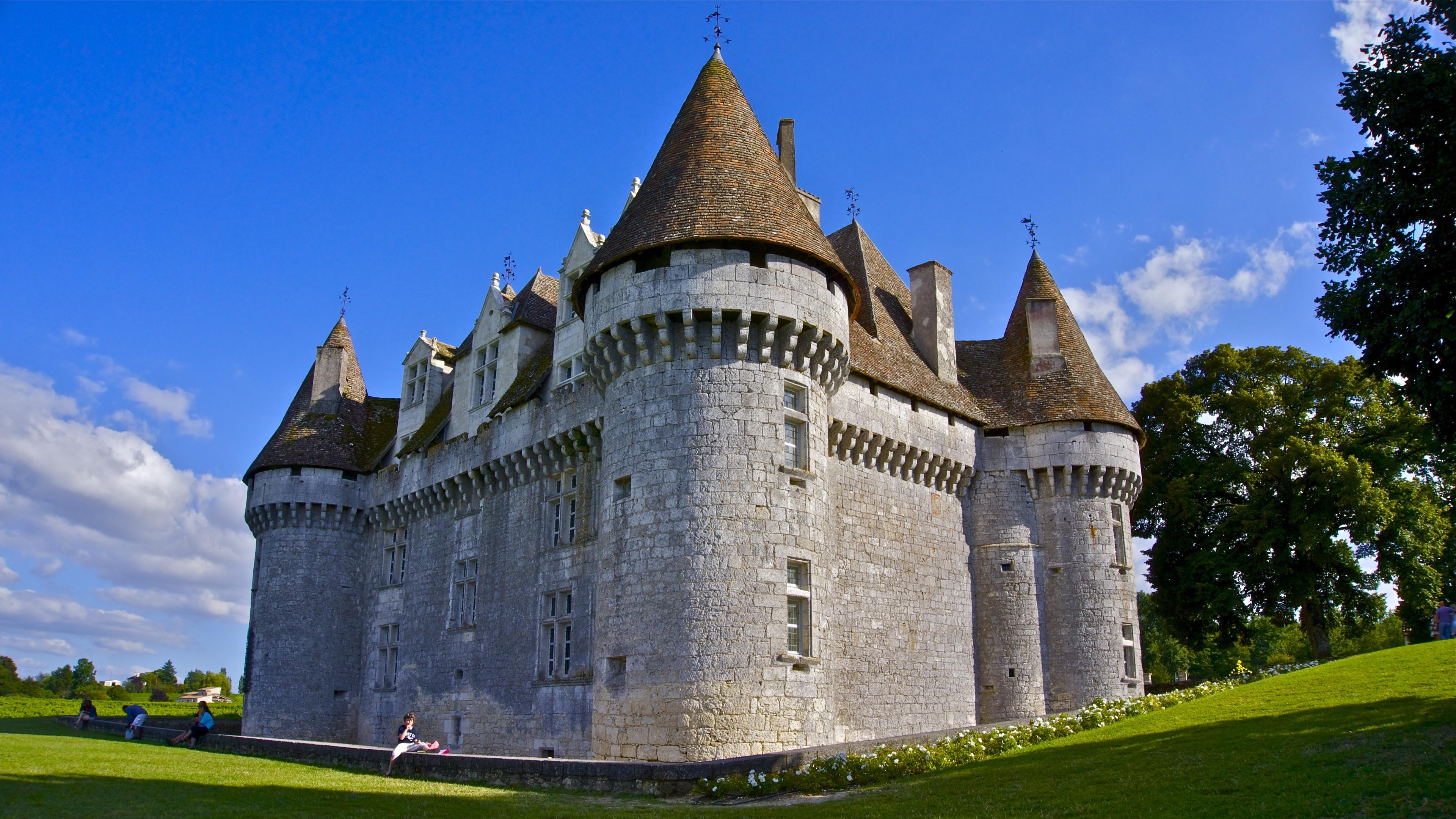 Chateau de Monbazillac, Monbazillac, Dordogne, France