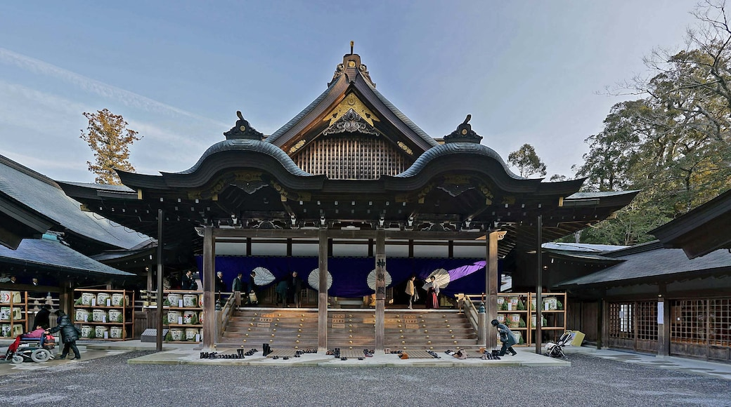 """Photo """"Ise Grand Shrine"""" by z tanuki (CC BY) / Cropped from original"""