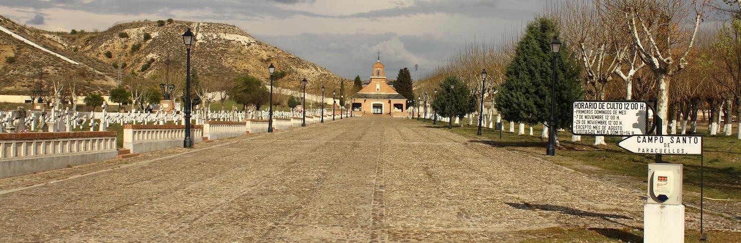 Paracuellos de Jarama, İspanya