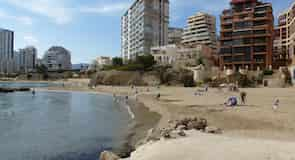 Pláž Cantal Roig