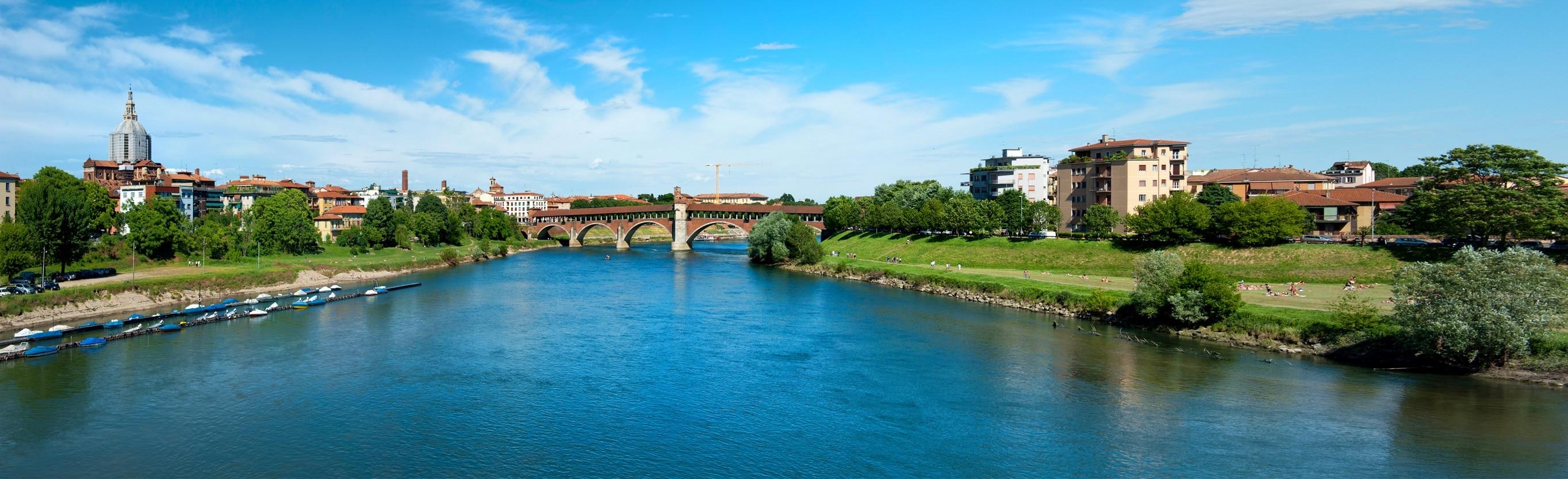 Pavia, Lombardei, Italien