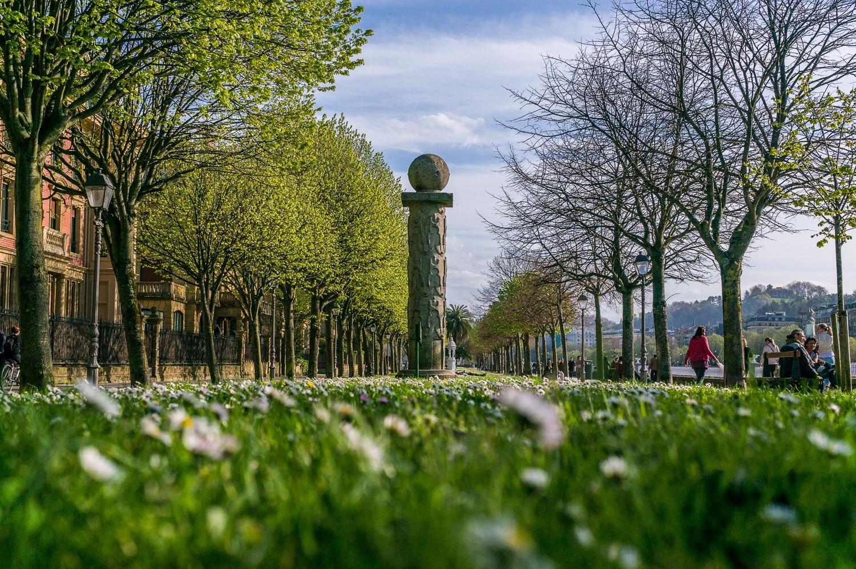 Egia, San Sebastian, Basque Country, Spain