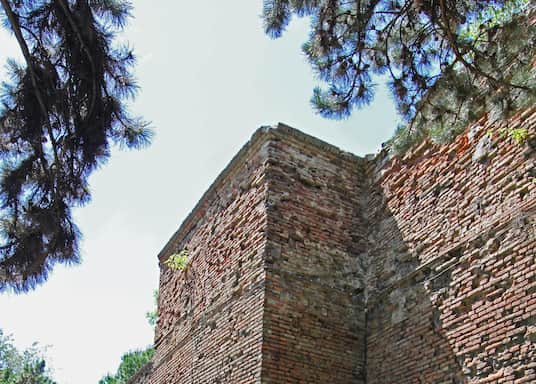Östliches Bologna, Italien