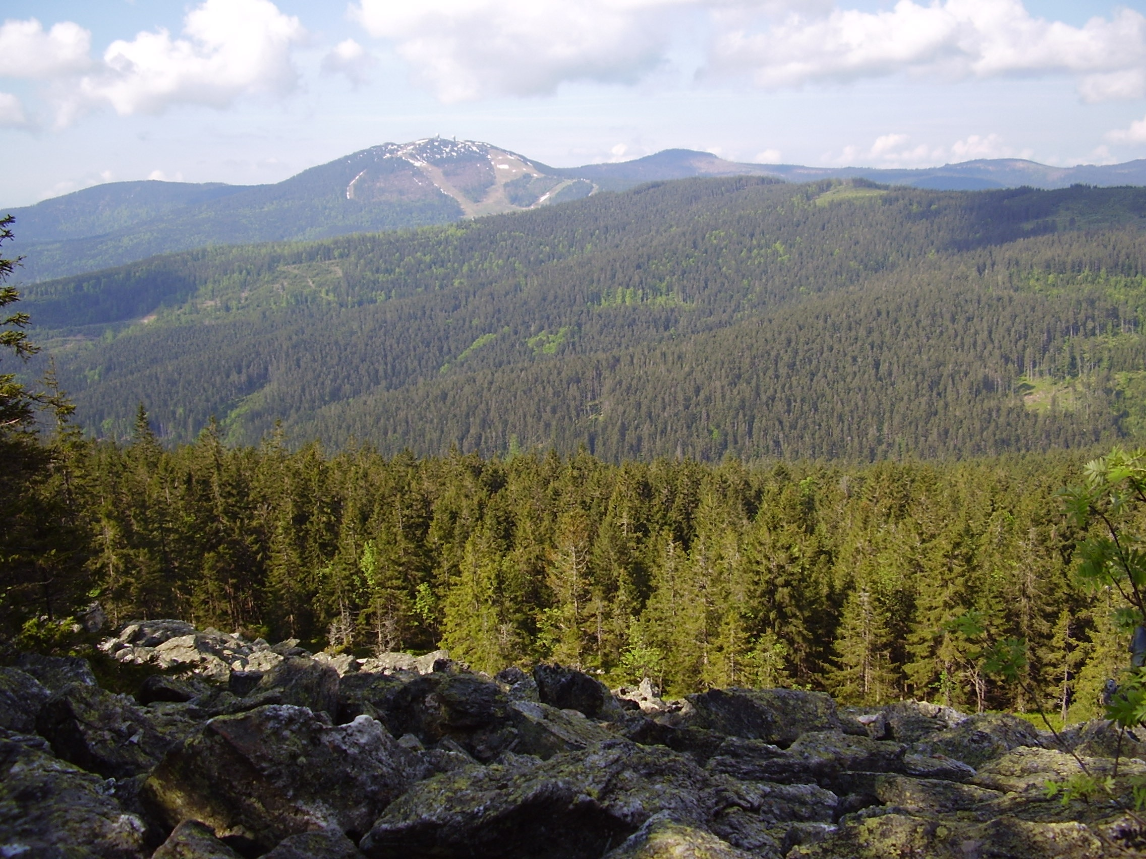 Zelezna Ruda, Plzen Region, Czech Republic