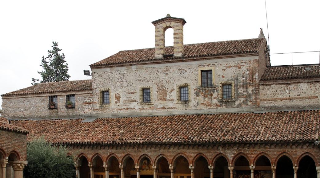 """Foto """"Basilica San Zeno Maggiore"""" von José Luiz (CC BY-SA)/zugeschnittenes Original"""