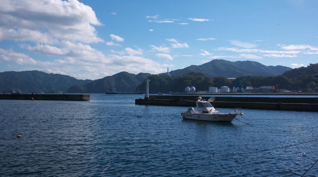 """Foto """"Kamaishi"""" de ひでわく (CC BY) / Recortada do original"""
