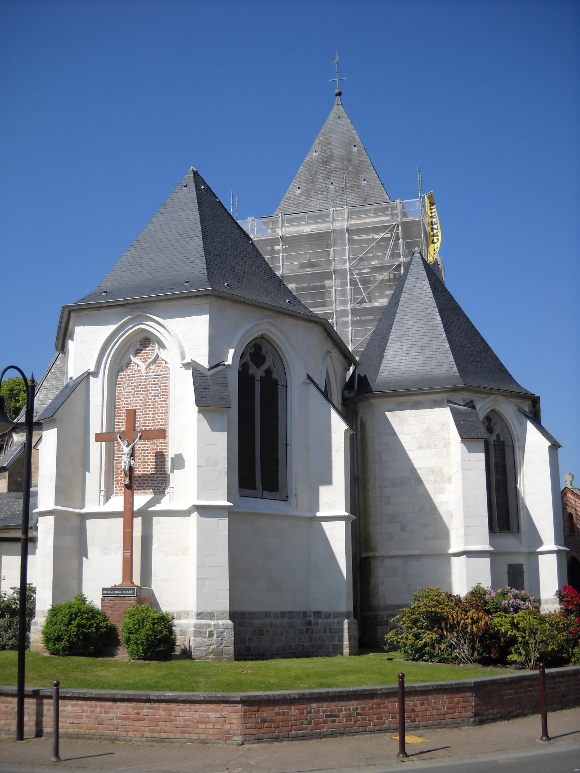 Péronne-en-Mélantois, Nord, France