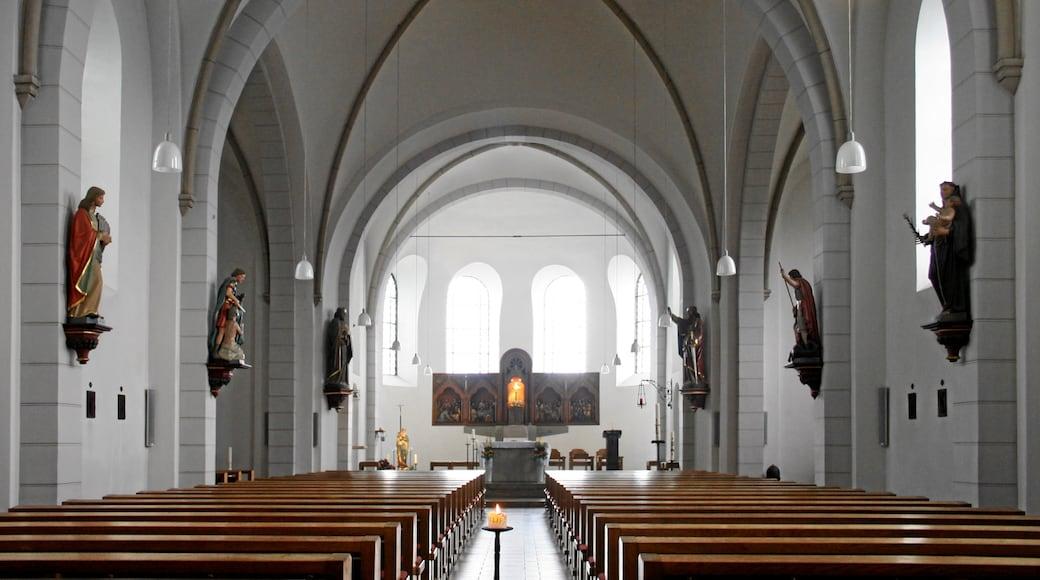 """Foto """"Sankt Augustin"""" von Beckstet (CC BY-SA)/zugeschnittenes Original"""