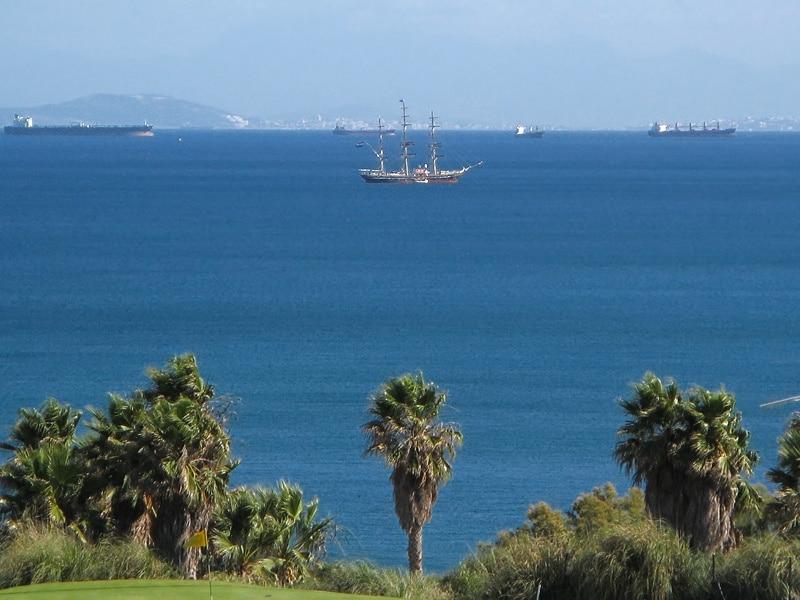 Alcaidesa, Andalusien, Spanien
