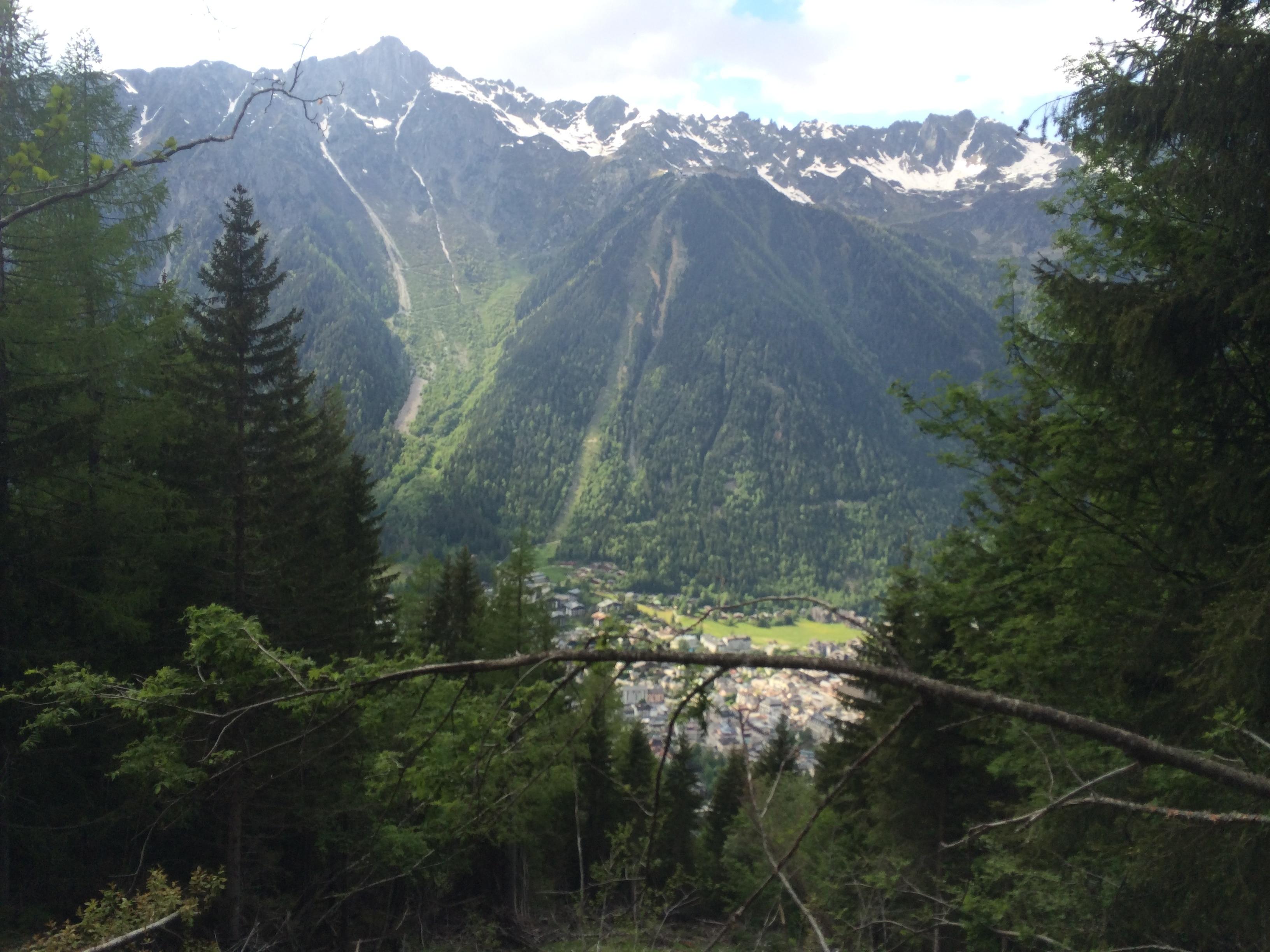 Les Bossons, Chamonix, Haute-Savoie (Département), Frankreich