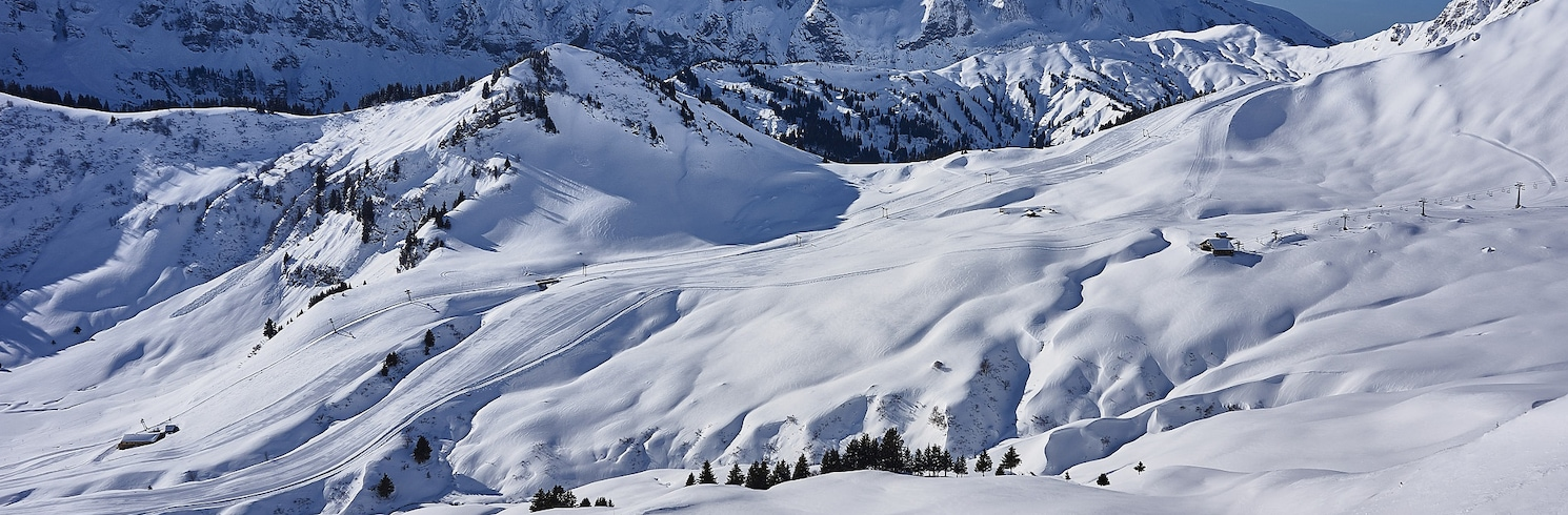 Champéry, Švicarska