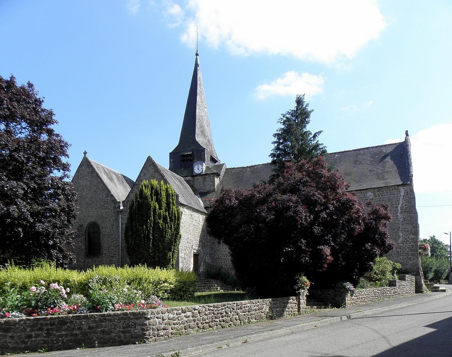 Bocage Mayennais, Mayenne, France