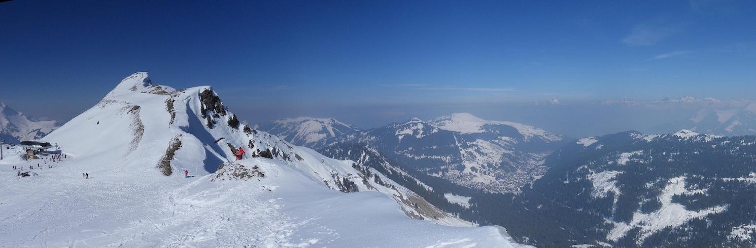 Monthey, İsviçre