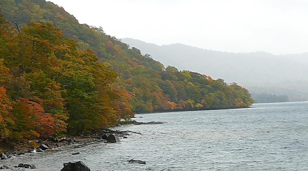 """Photo """"Lake Towada"""" by lienyuan lee (CC BY) / Cropped from original"""