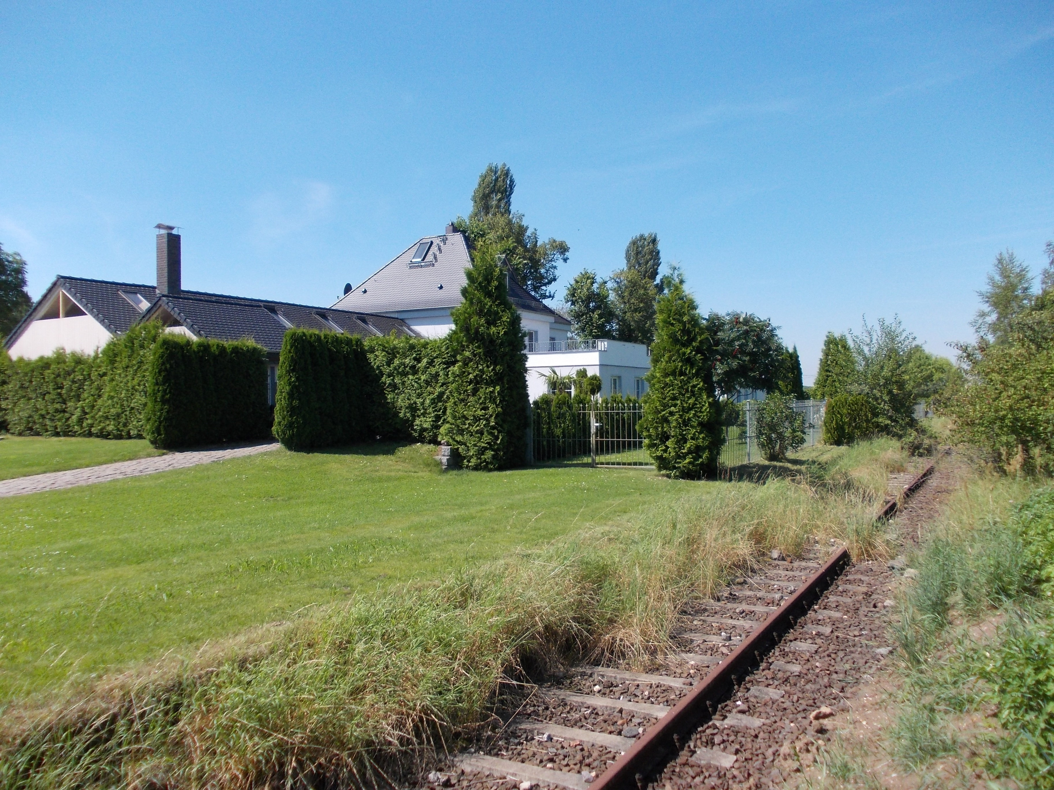 Doelzig, Schkeuditz, Saxony, Germany