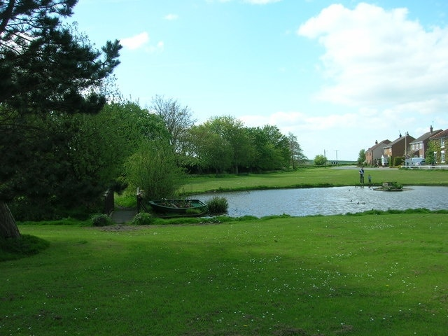 Wold Newton, Driffield, Engeland, Verenigd Koninkrijk