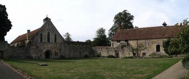 Beaulieu Abbey, Brockenhurst, England, United Kingdom