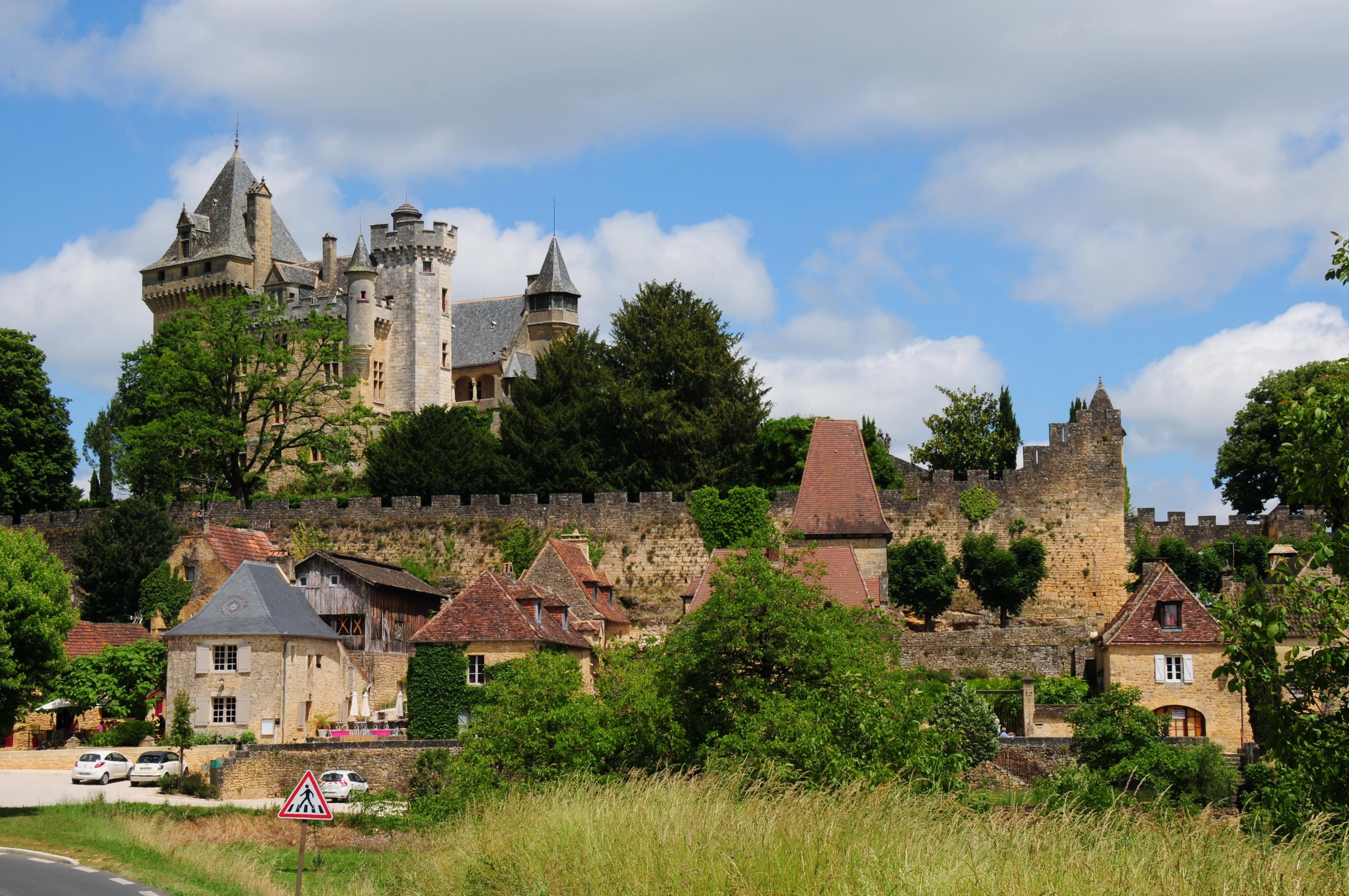 Vitrac, Dordogne, Frankreich