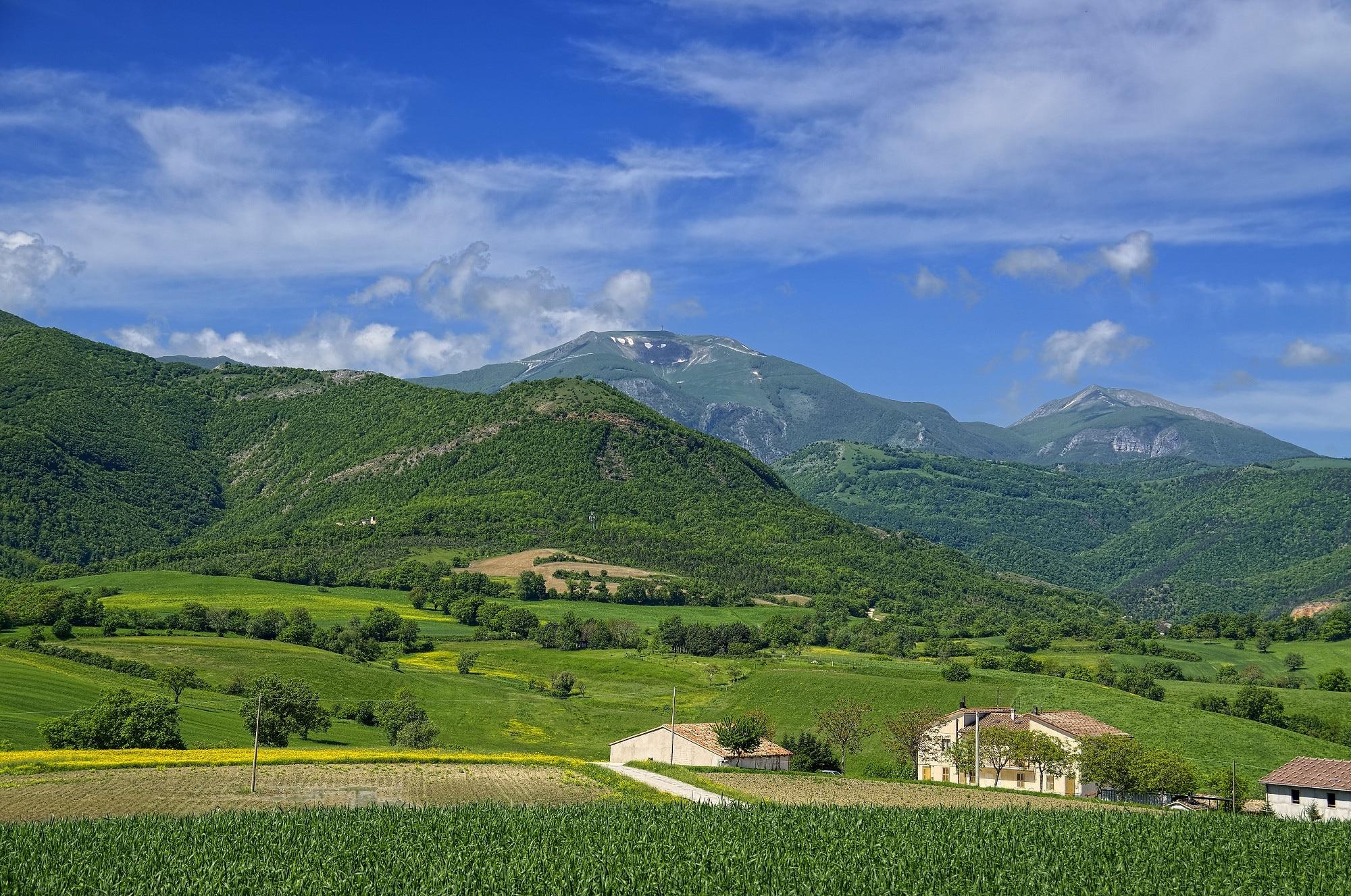 Sassoferrato, Marche, Italië