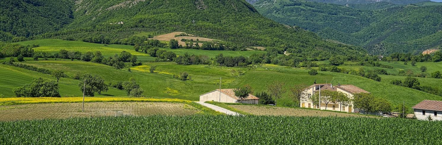 Sassoferrato, Włochy