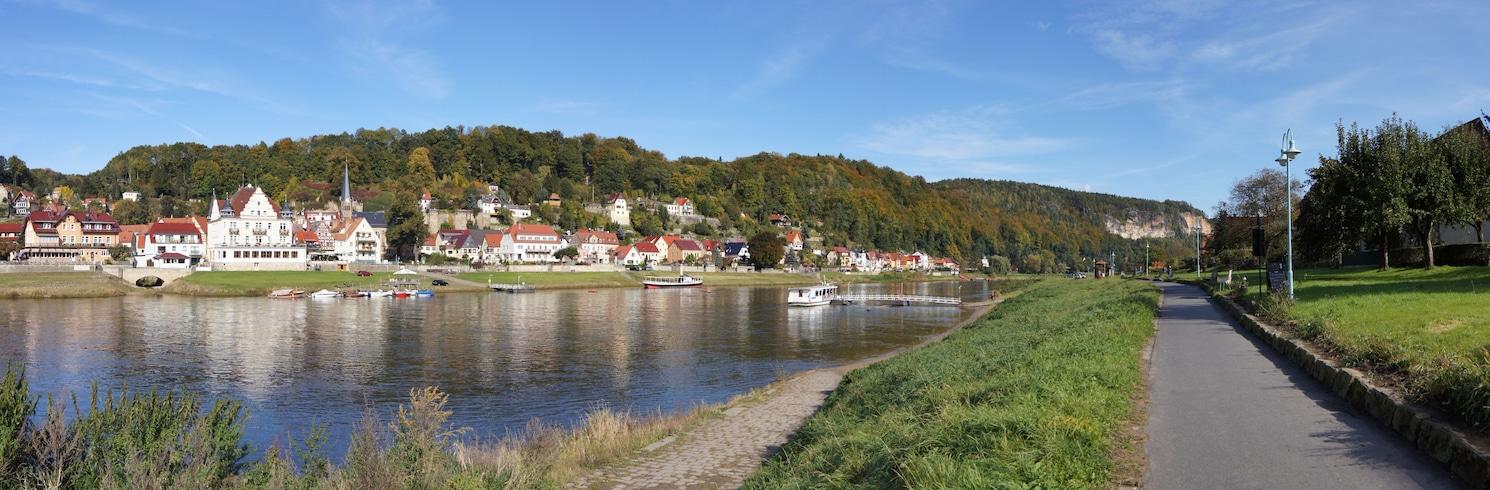 Stadt Wehlen, Saksa
