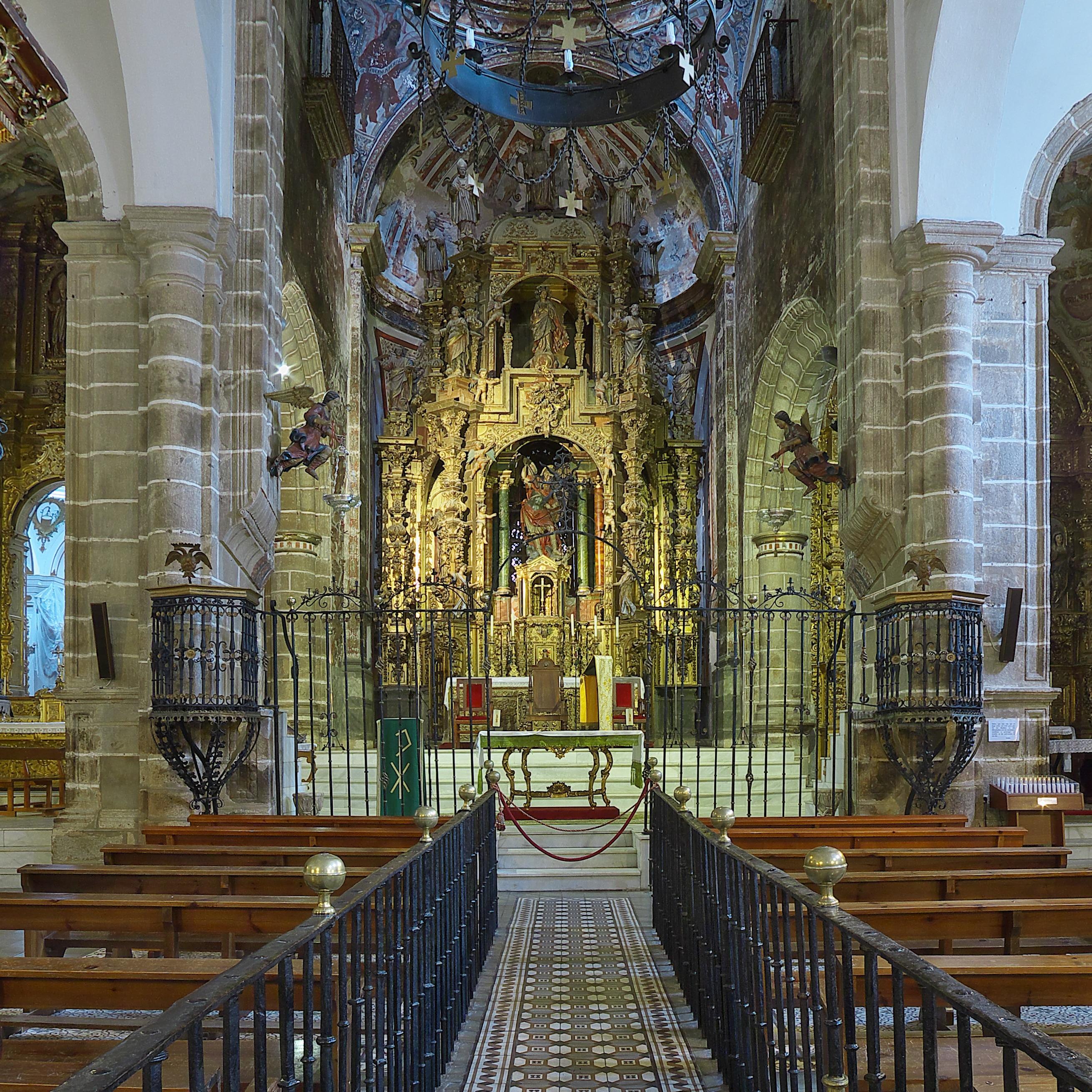 Jerez de los Caballeros, Extremadura, Spain
