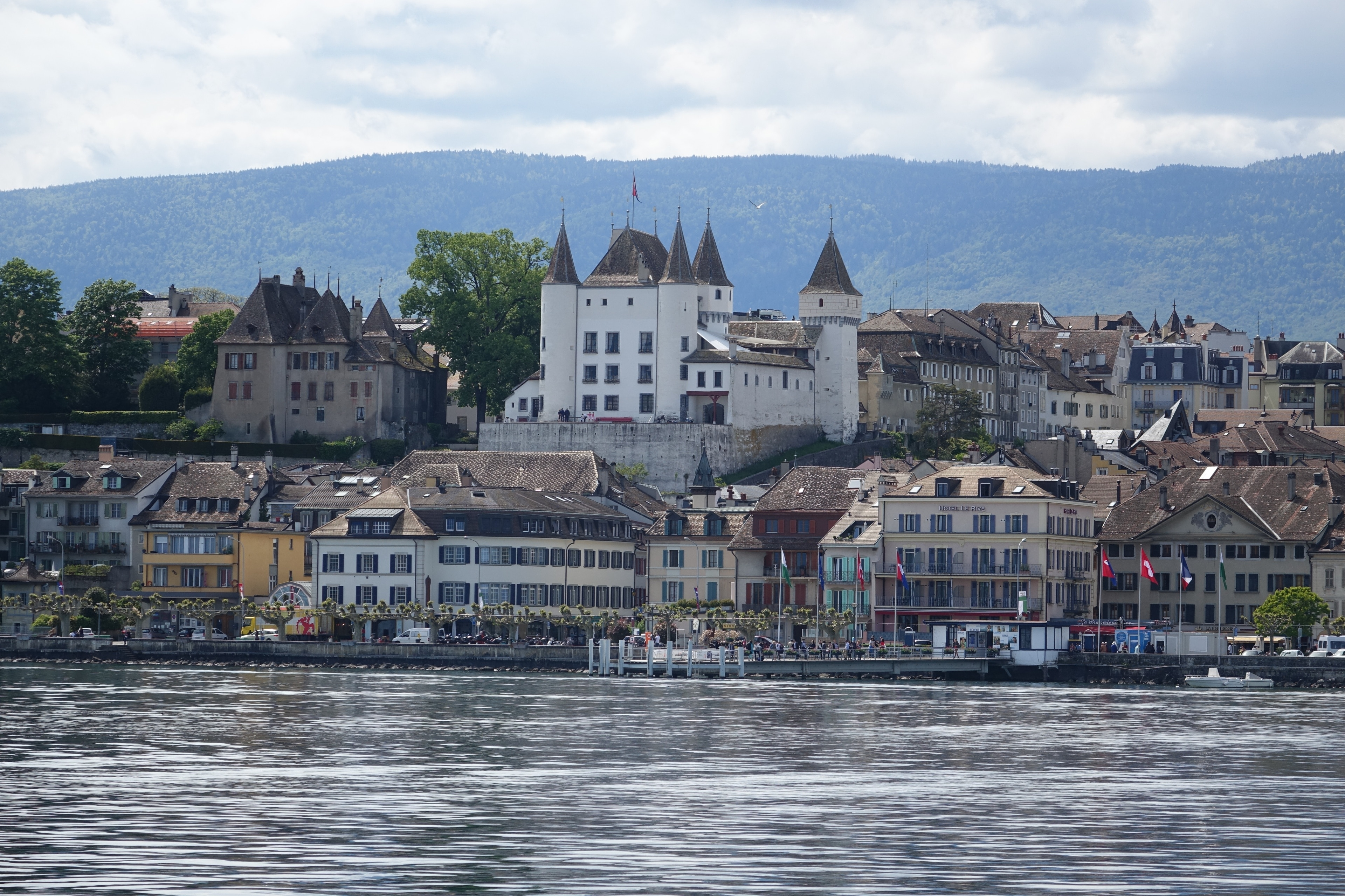 Nyon, Canton of Vaud, Switzerland