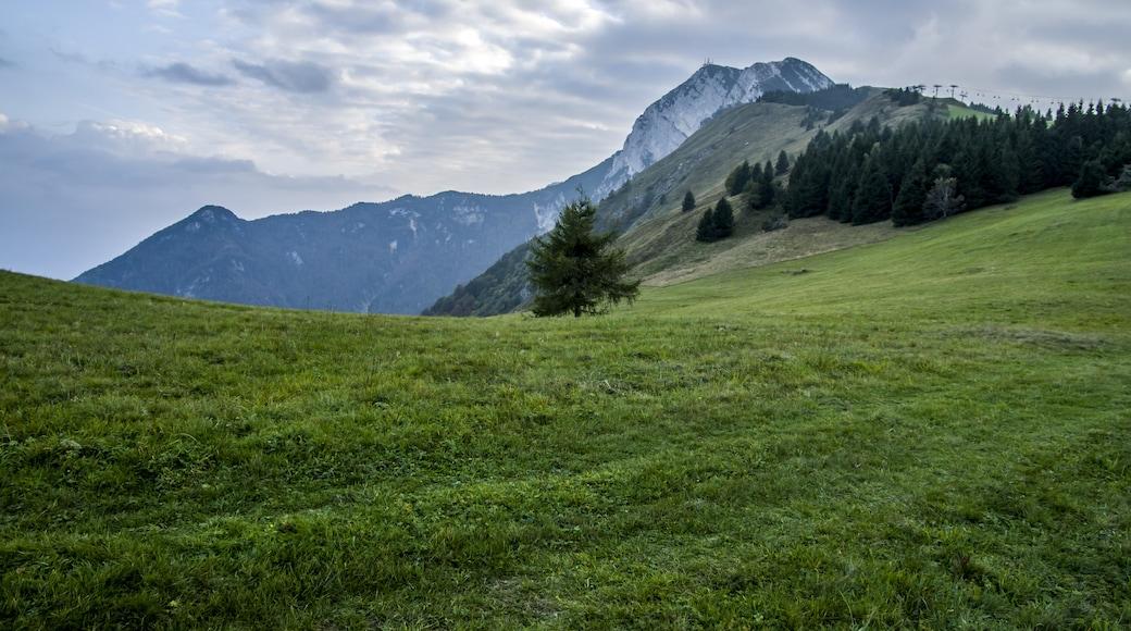 """Foto """"Monte Bondone"""" von BirdsEyeLV (CC BY-SA)/zugeschnittenes Original"""
