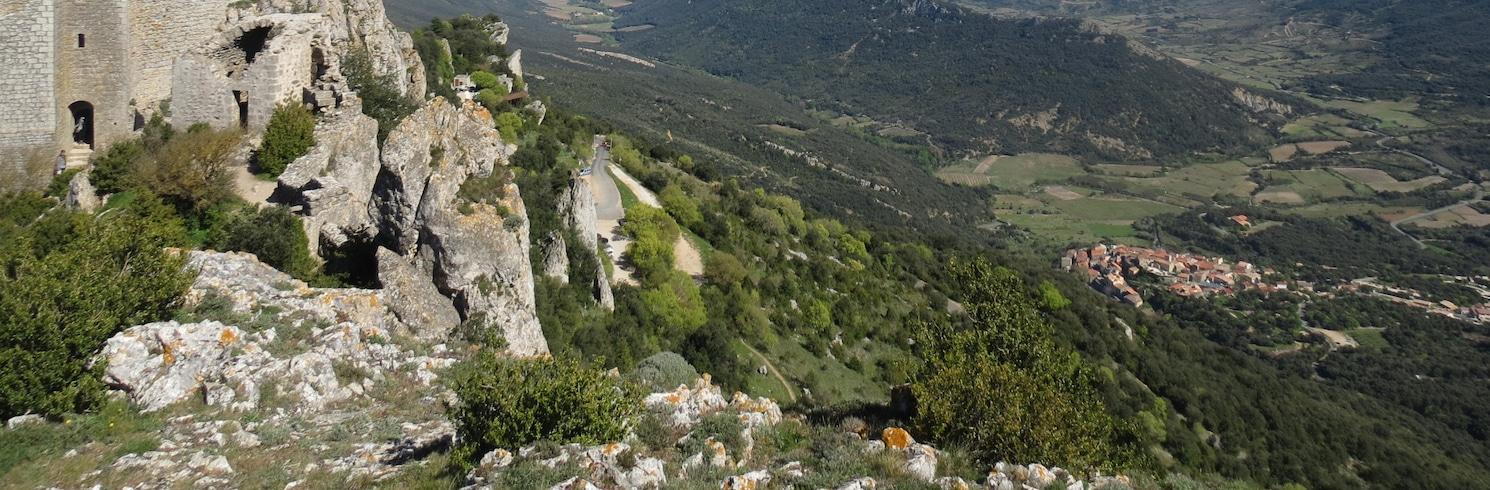 Duilhac-sous-Peyrepertuse, Perancis