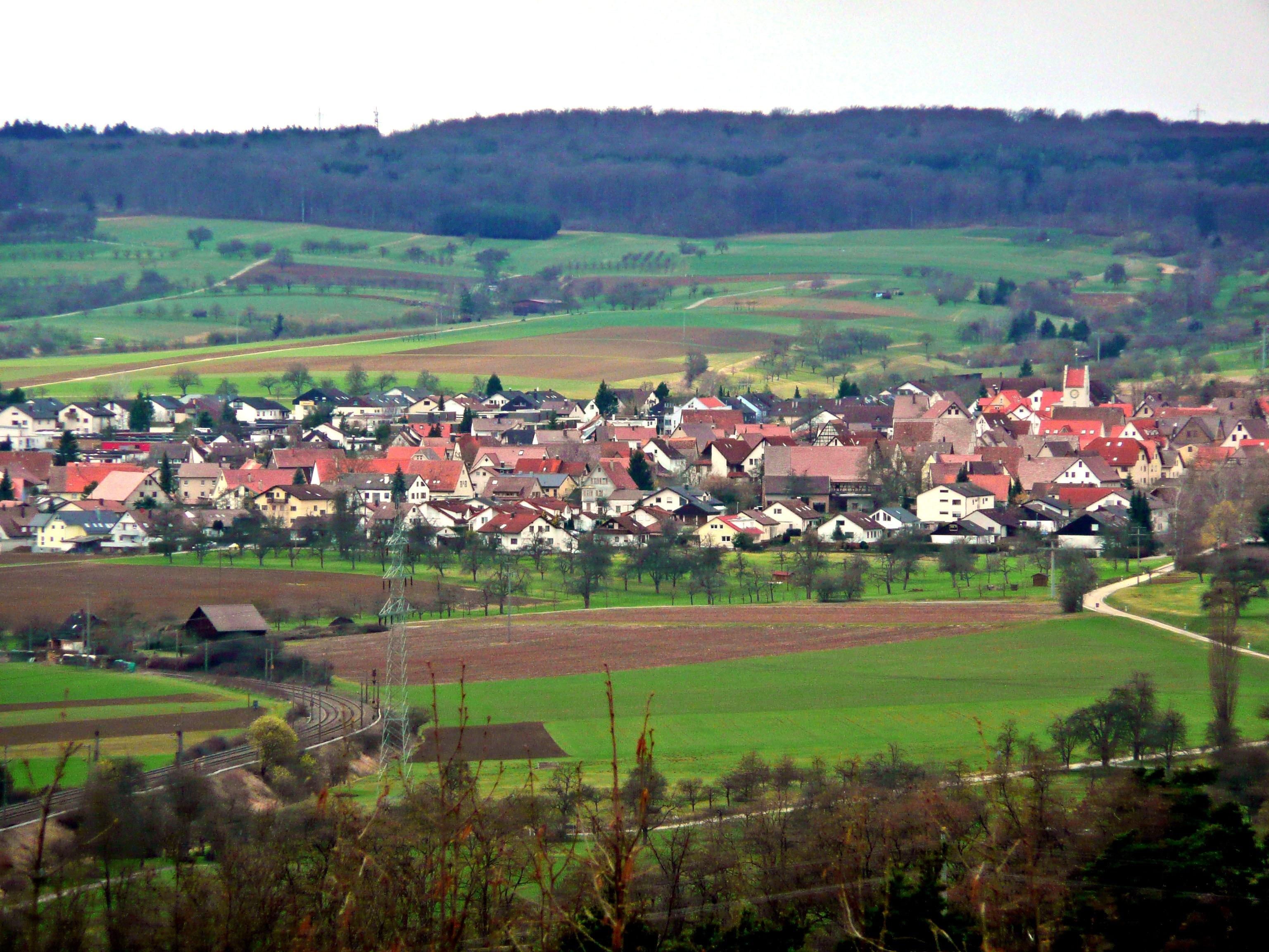 Nufringen, Badenia-Wirtembergia, Niemcy