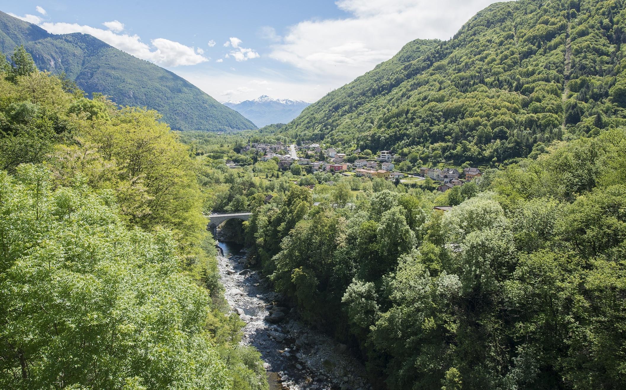 Cavigliano, Terre di Pedemonte, Canton of Ticino, Switzerland