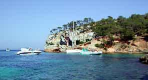 Cala Portals Vells Beach