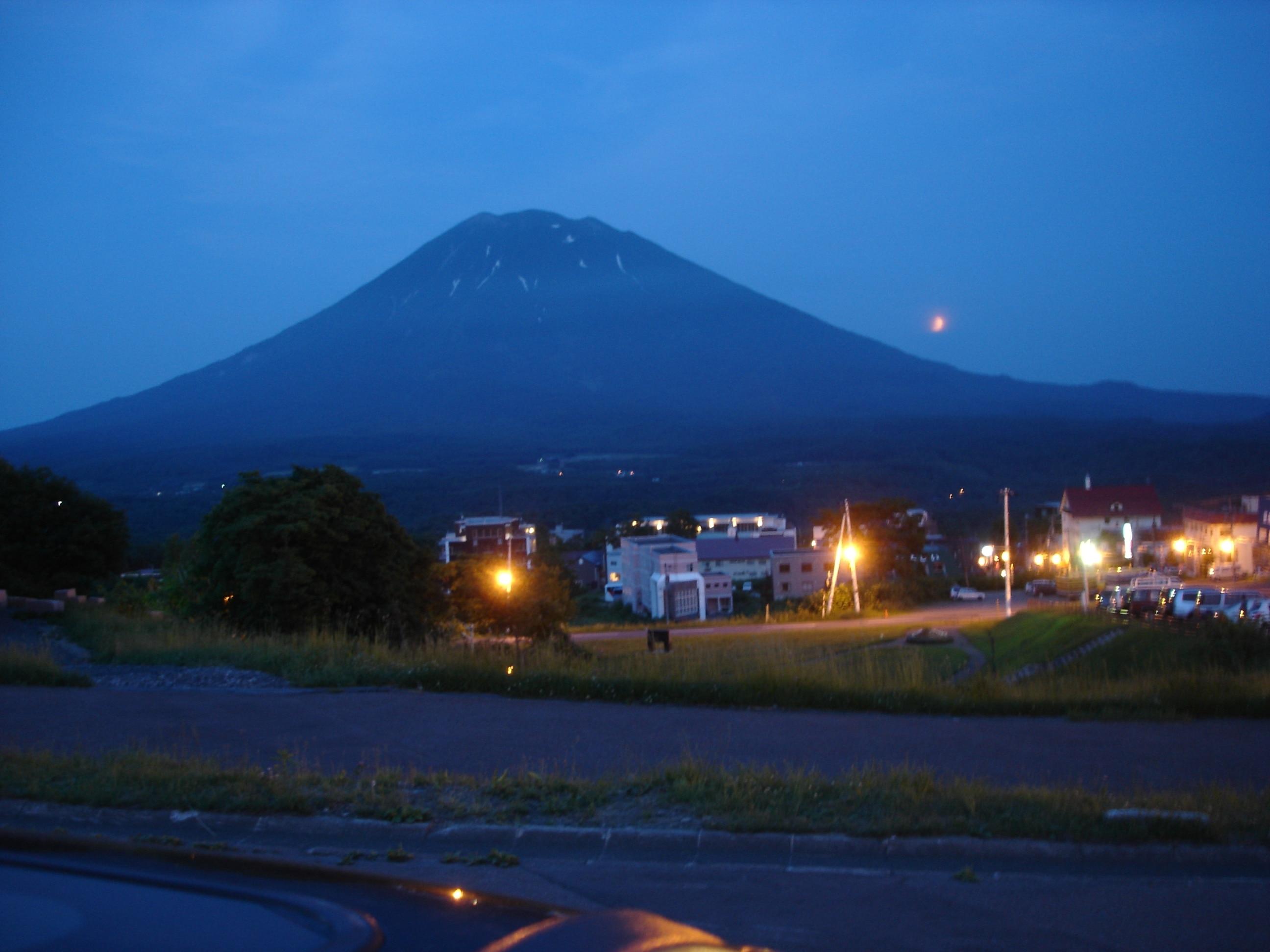 Kabayama, Kutchan, Hokkaido Prefecture, Japan